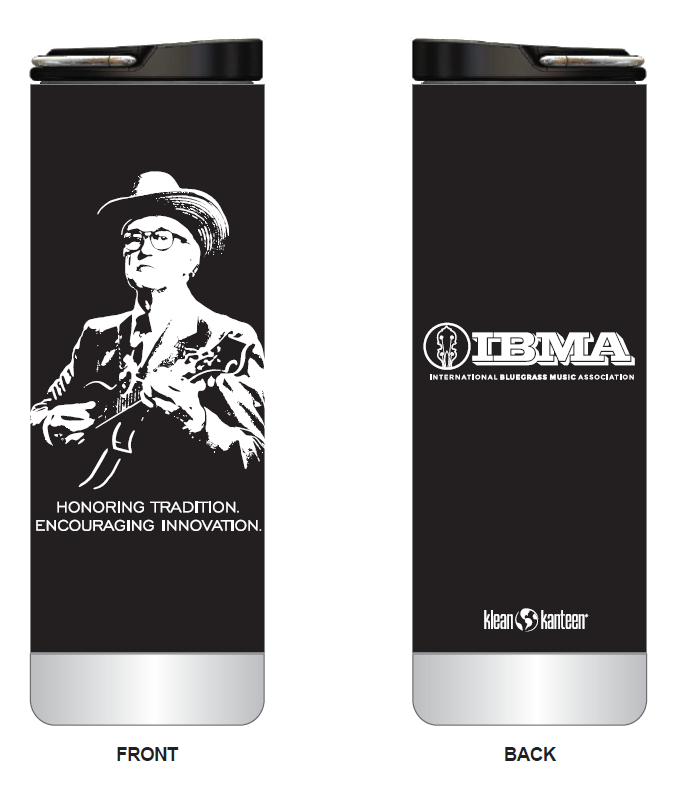 Image of IBMA Black Kanteen