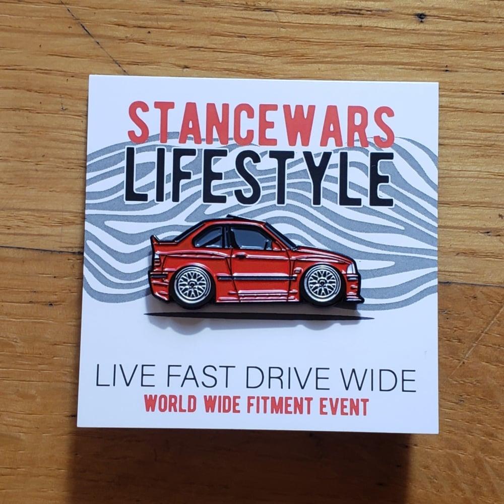 Image of StanceWars SoCal Leen Customs Pins