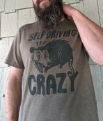Image of Self-Driving Crazy T-shirt