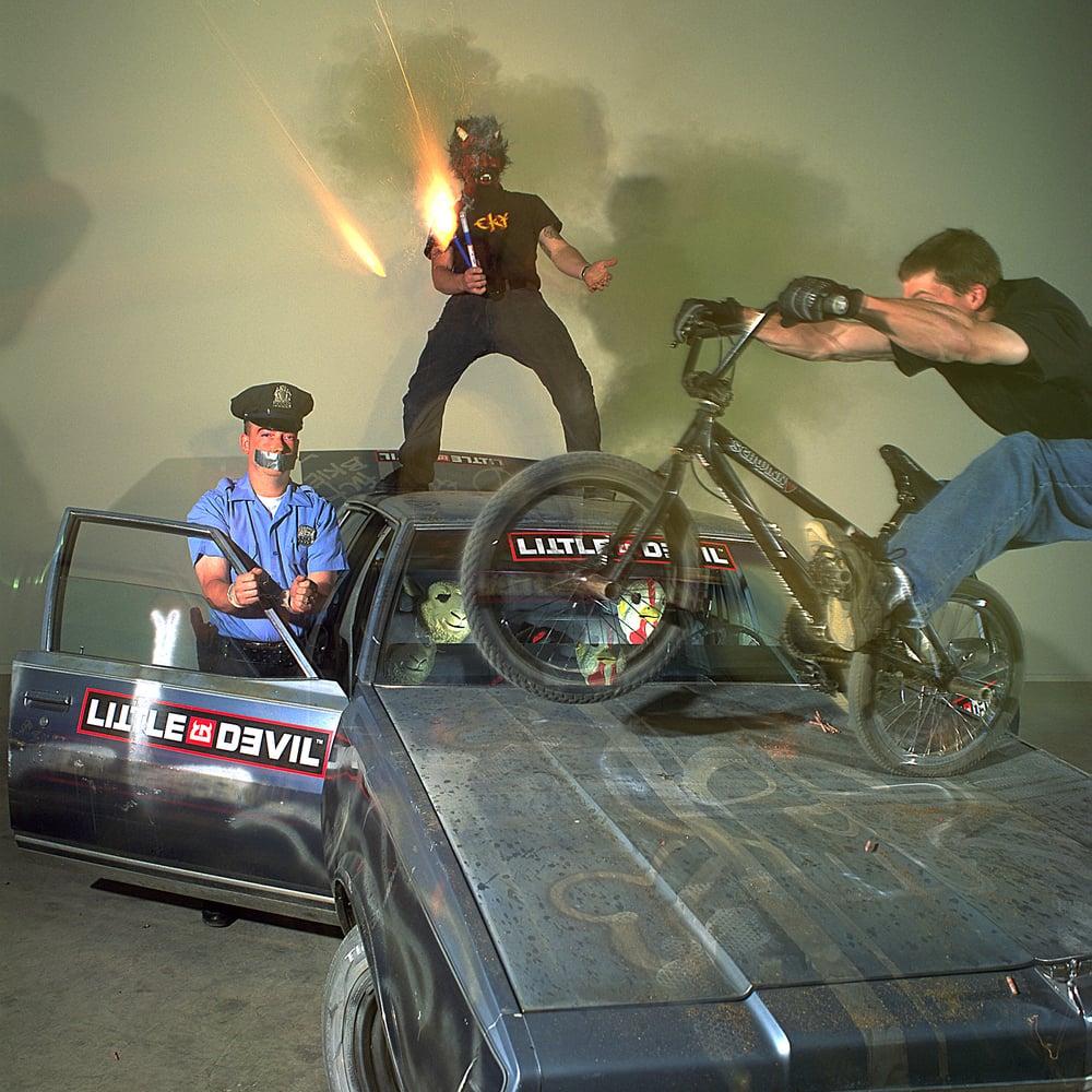 Image of Criminal Mischief DVD
