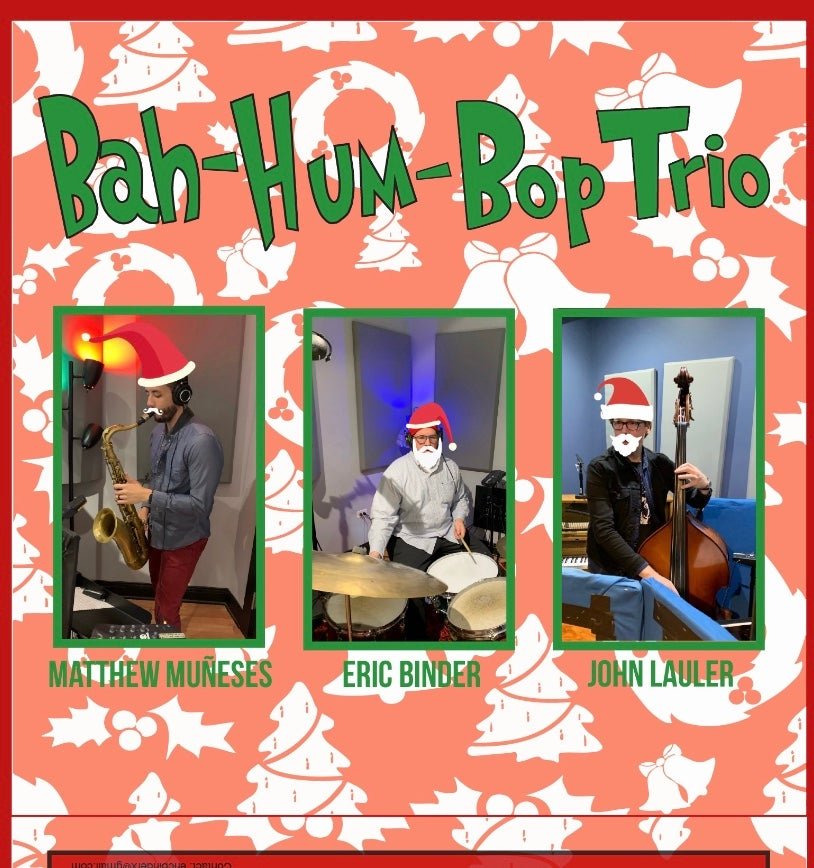Image of Bah-Hum-Bop Trio