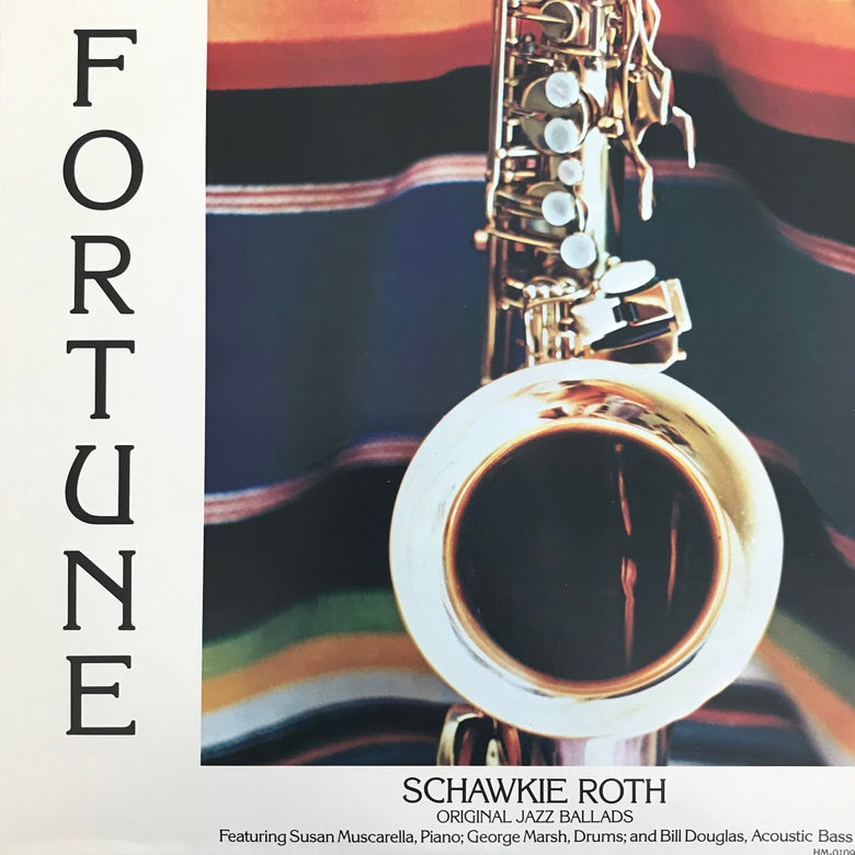 Image of Schawkie Roth - Fortune LP
