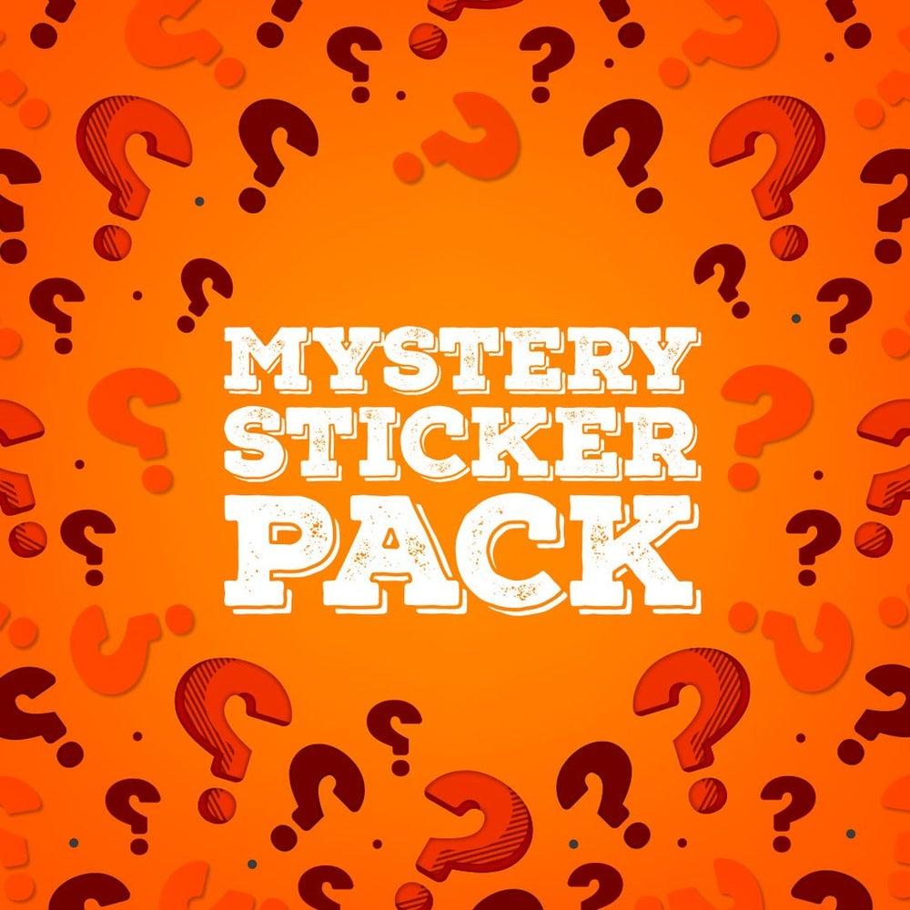 Image of Mystery Sticker Pack