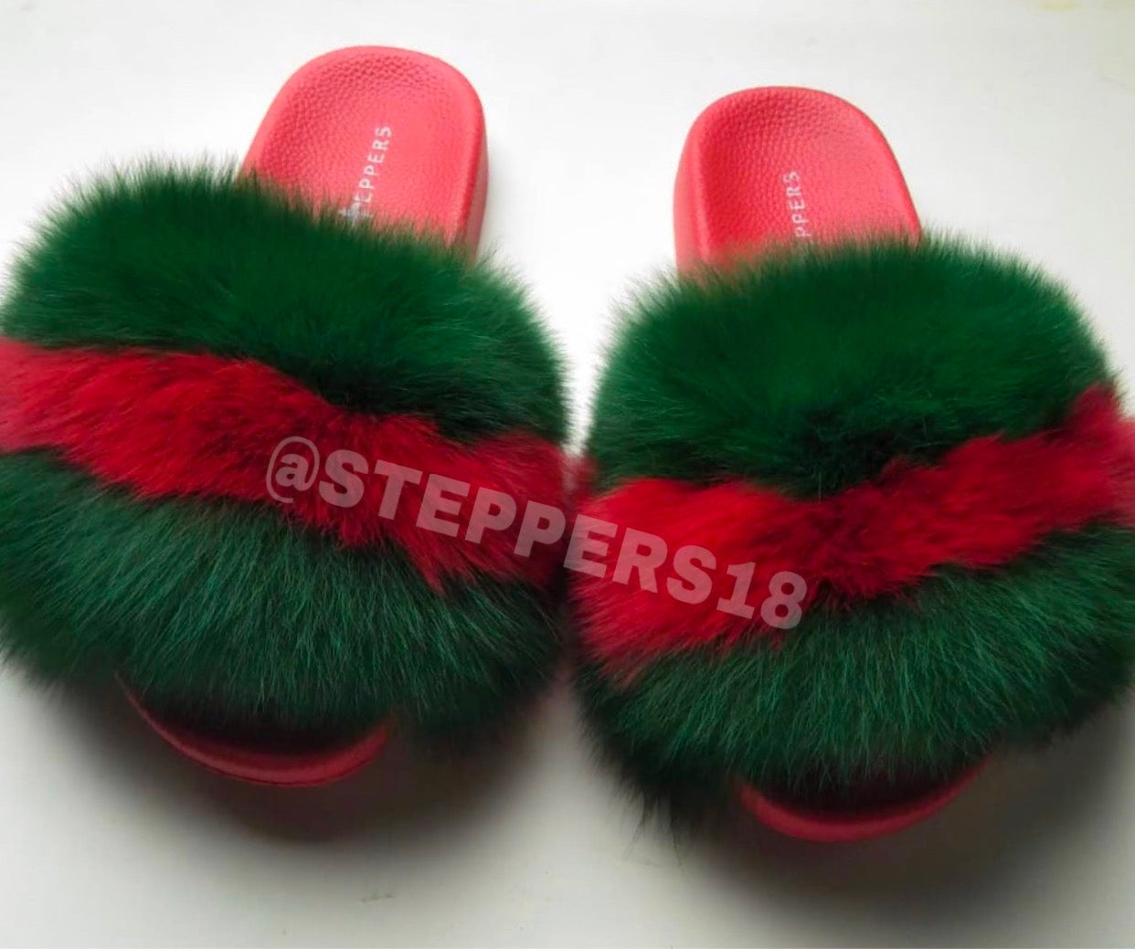 MISTLETOE STEPPERS