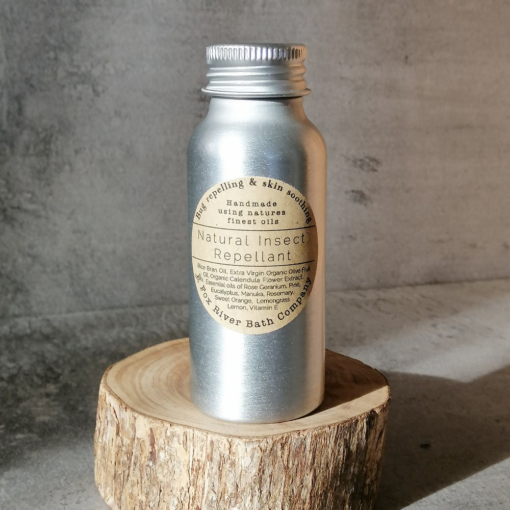 Image of Natural Insect Repellant