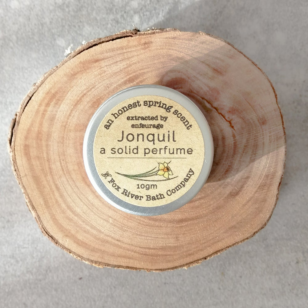 Image of Jonquil solid perfume