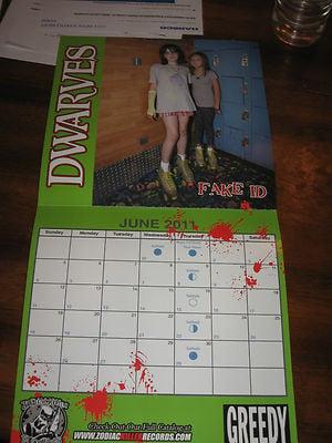 "Image of THE DWARVES ""FAKE ID"" 10"" 1st pressing pink vinyl....15 copies left!!!"