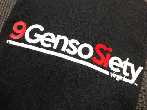 Image of Custom 9Gen Logo w/ State Chapter Hoodies