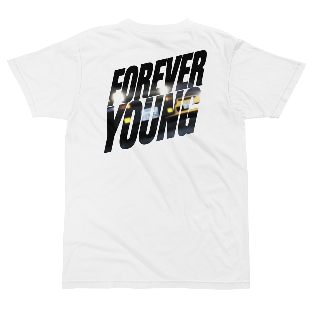 "Image of 5586 ""FOREVER YOUNG"" T Shirt"