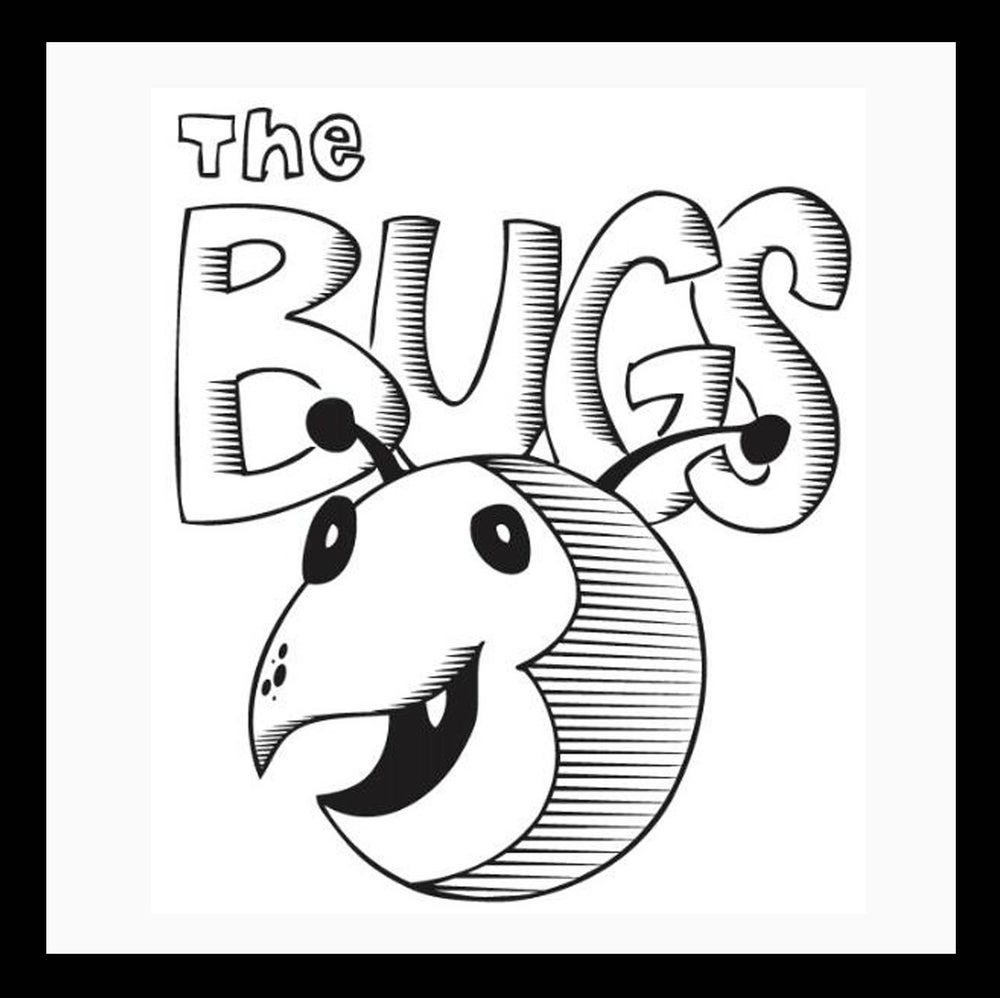 Image of THE BUGS SELF-TITLED CD