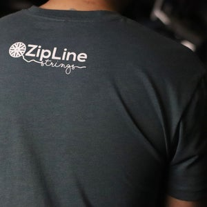 Image of ZipLine Shirt *Indigo* (2020 SALE)