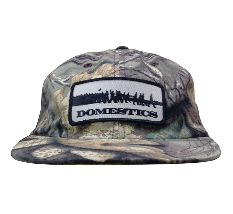 Image of DOMEstics Camo Hat