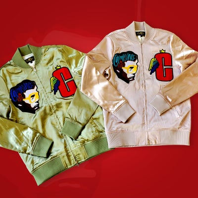 Image of CASANOVa 2.0 SATIN JACKET