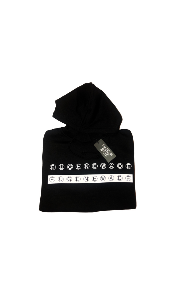 Image of BUBBLE HOODIE (Black)