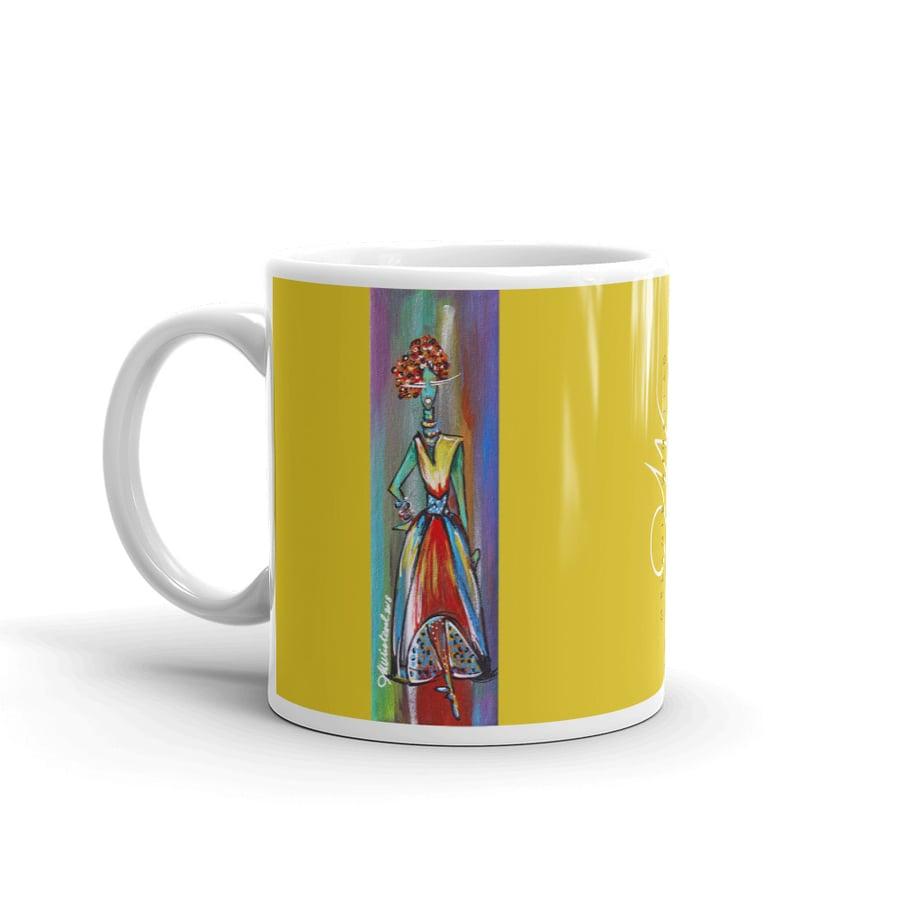 """Image of """"Diva"""" Mug"""