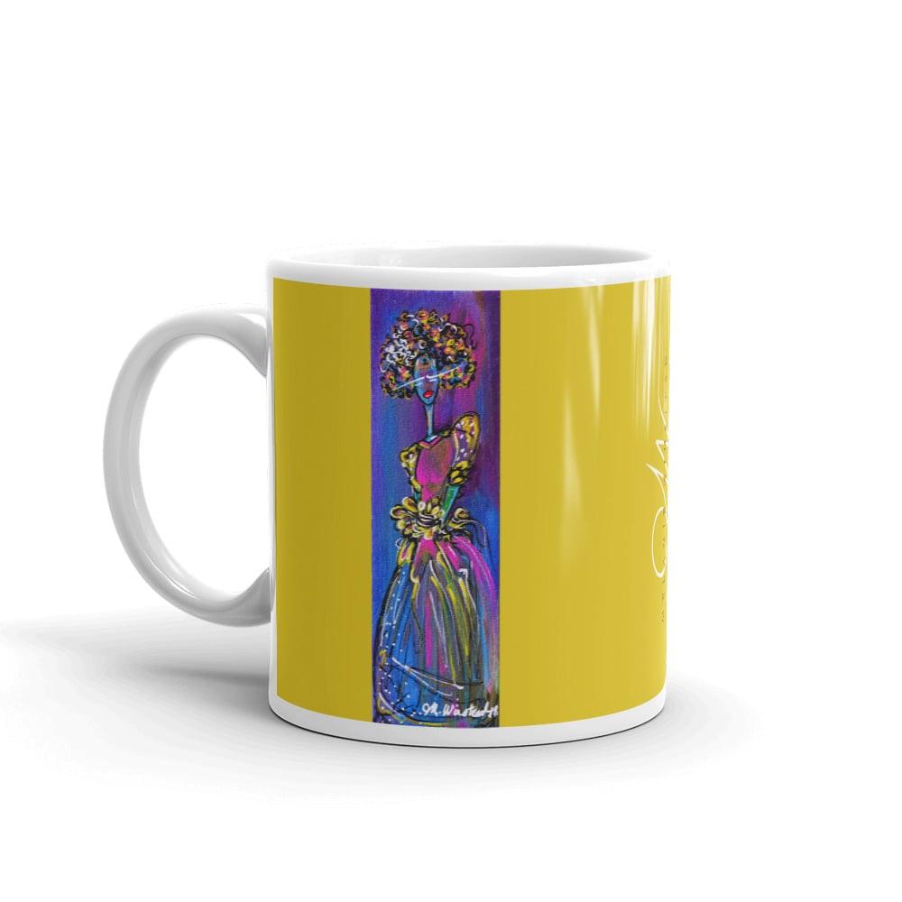"Image of ""Afro-Funk"" Diva Mug"