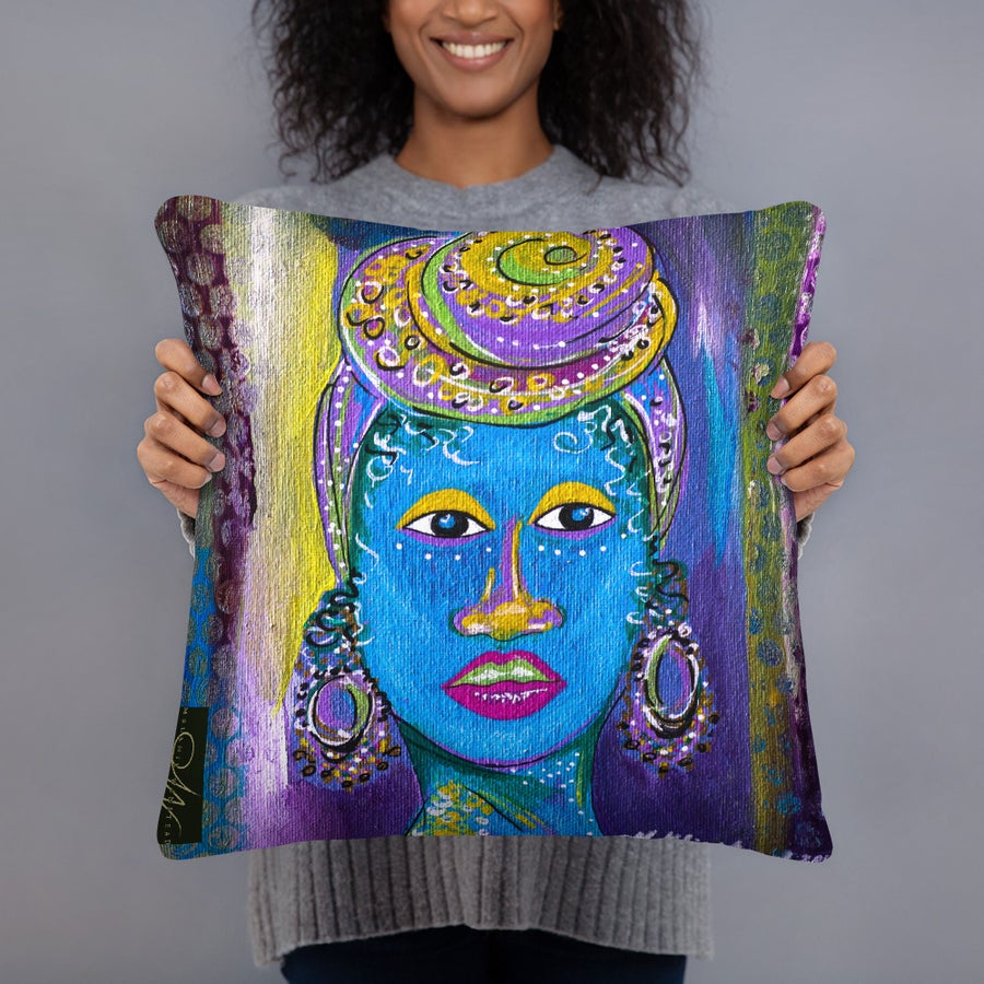 "Image of ""Awaken"" Pillow"