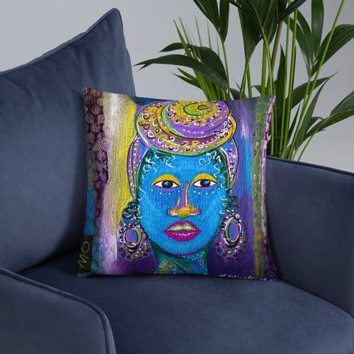 """Image of """"Awaken"""" Pillow"""