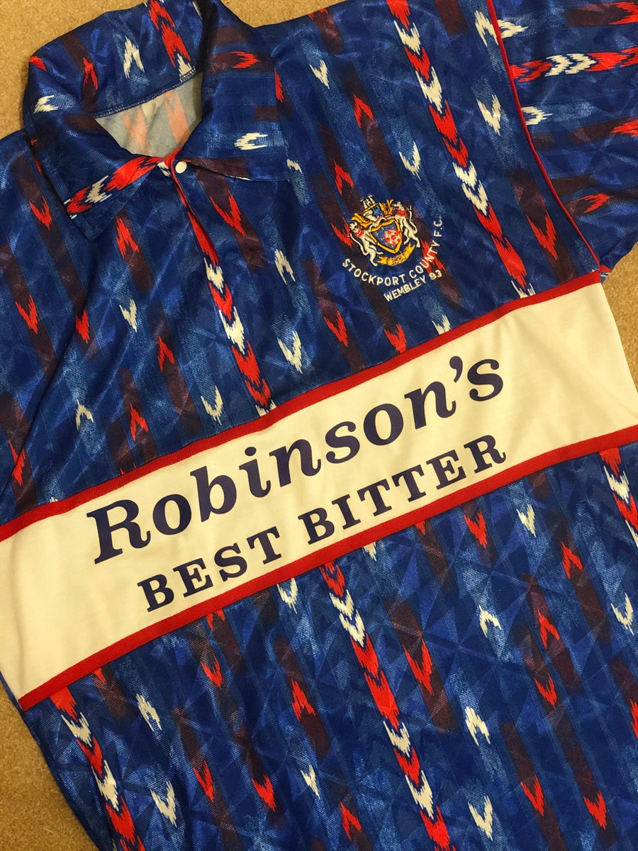 Image of Replica 1992/93 Super League Wembley Shirt