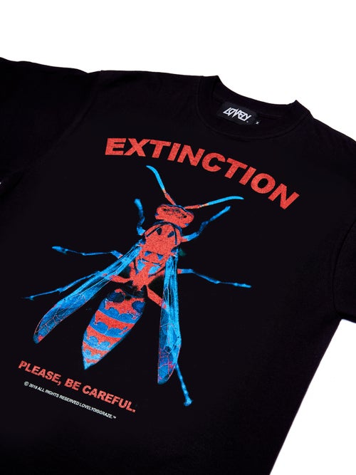 Image of EXTINCTION TEE