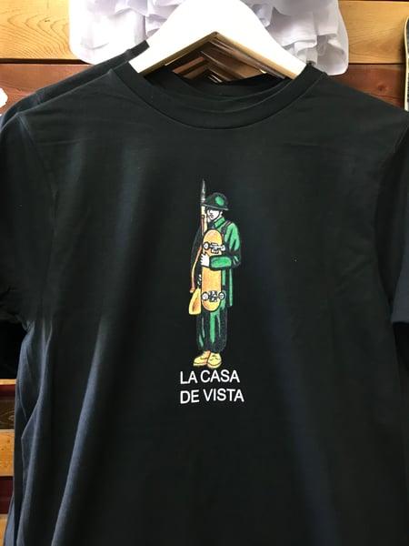 Image of El Soldado shirt