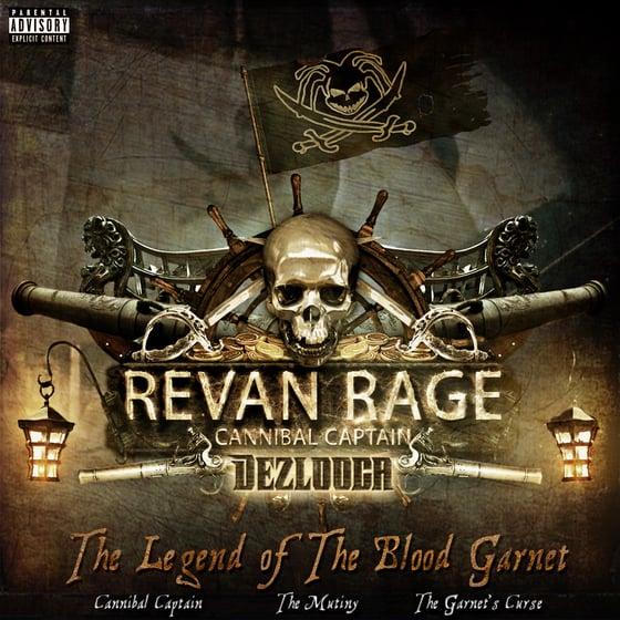 Image of Captain Revan Rage:Legendary Edition (Hard Copy & Vinyl)