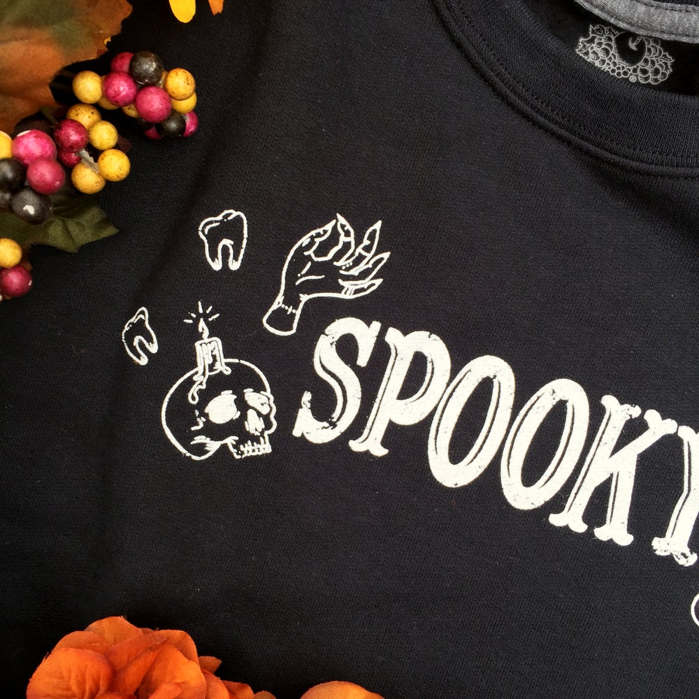 Image of THE SPOOKY SWEATSHIRT