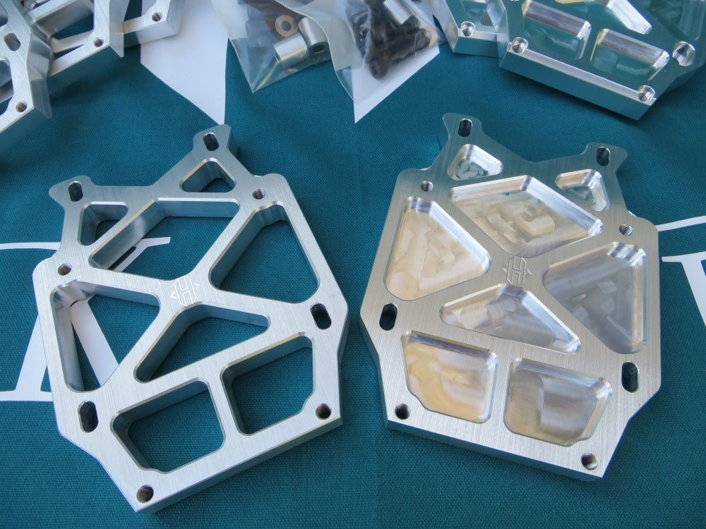 Image of 460 to 40 frame adapter plate