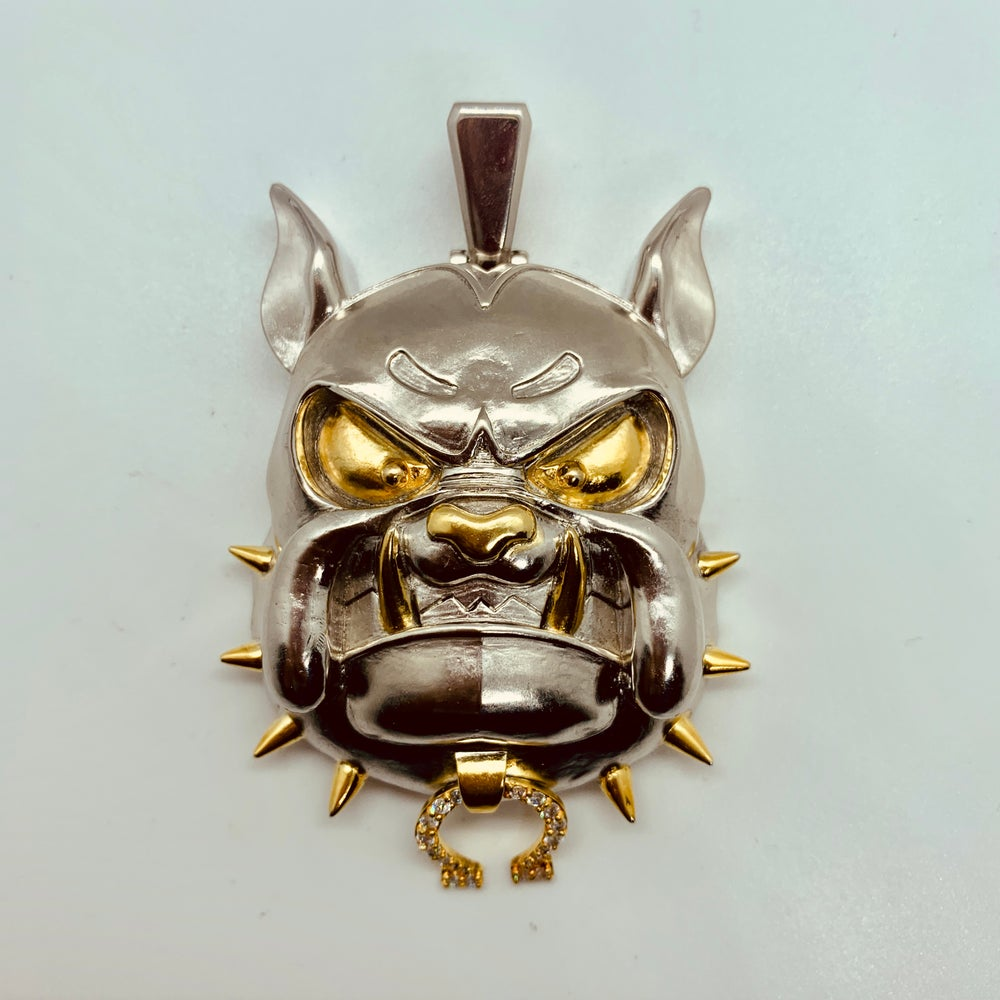 Image of War Dawg I Pendant