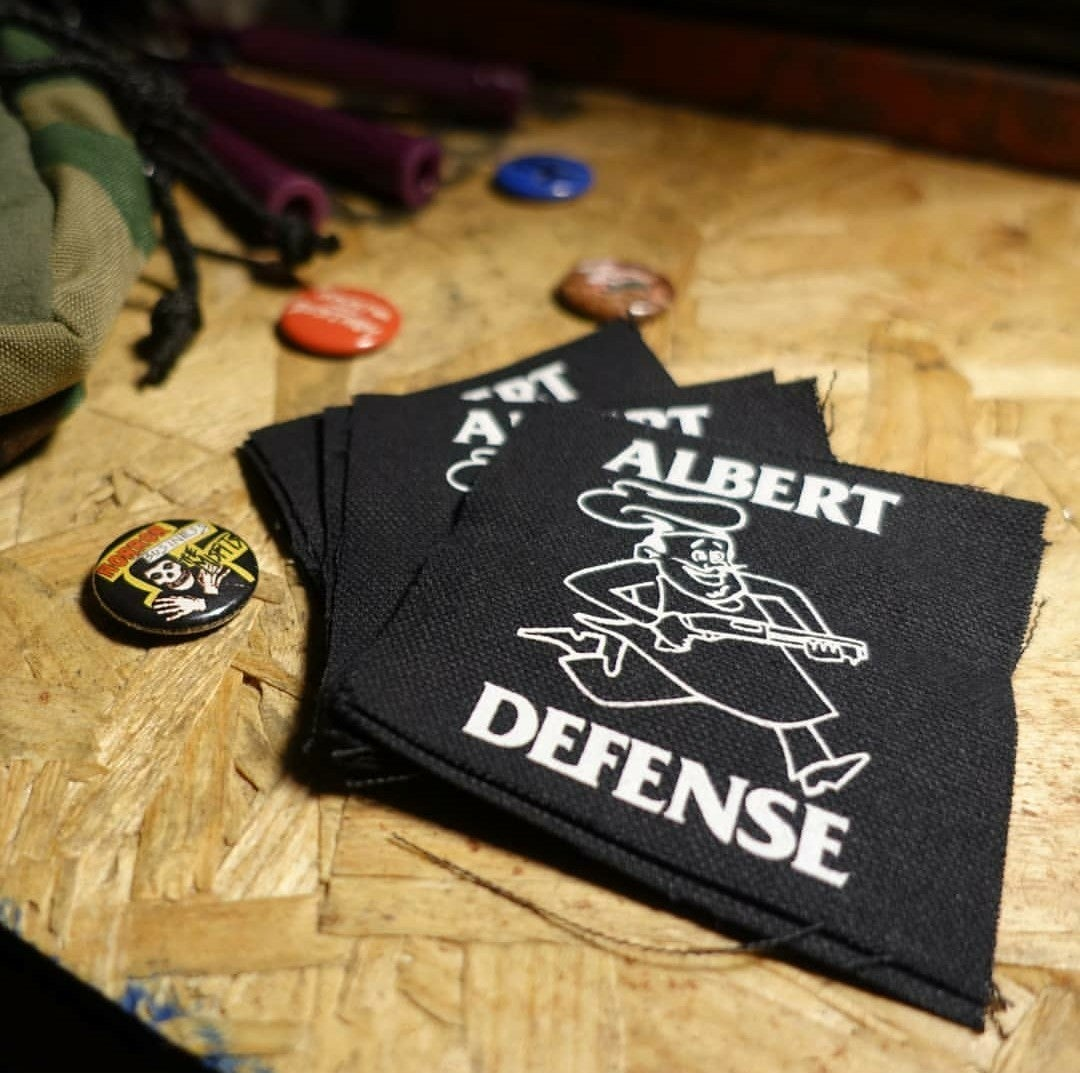 Image of Defend Pizza Patch