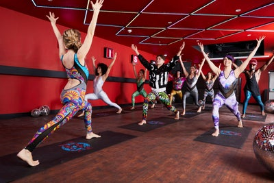 Image of Disco Yoga Gift Voucher for TWO!