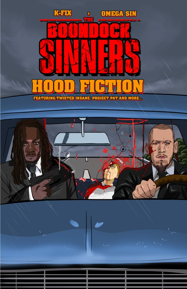 Image of The Boondock Sinners Poster