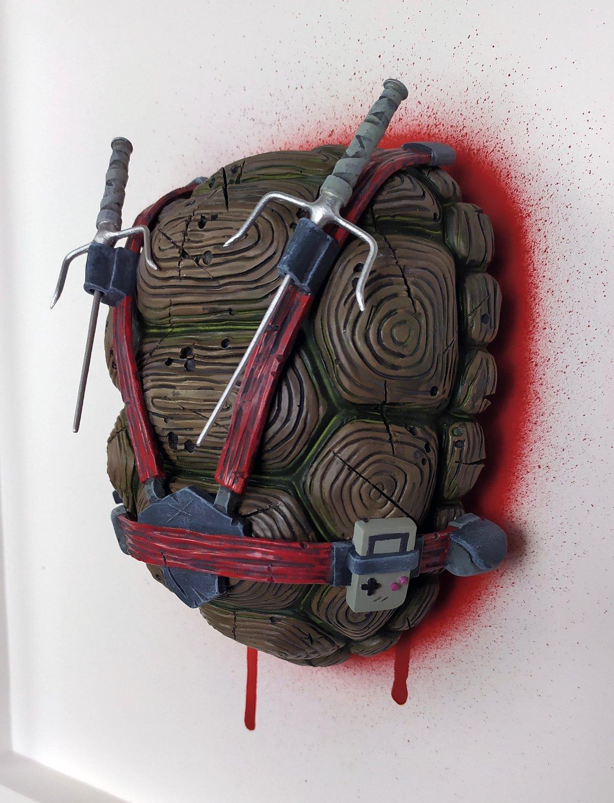 Image of Teenage Mutant Ninja Turtles - Raphaël -
