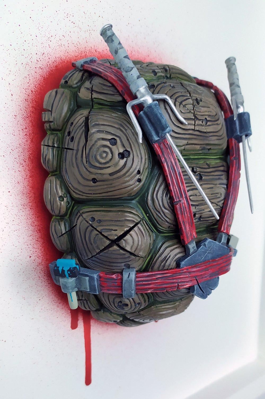Teenage Mutant Ninja Turtles - Raphaël -
