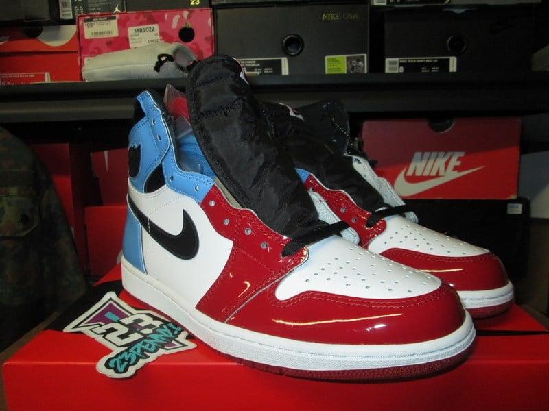 "Image of Air Jordan I (1) Retro High OG ""Fearless"""