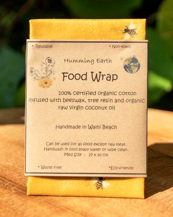 Image of Beeswax Food Wraps Medium