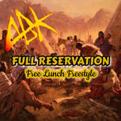 Image of ABK Full Reservation Free Lunch Freestyle CD