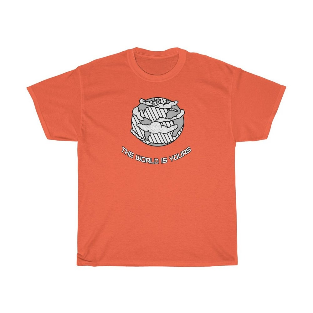 Image of The World Is Yours (Guidebook T-Shirt)