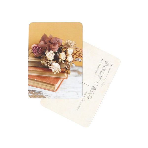 Image of Carte Postale BRINDILLES D'AUTOMNE