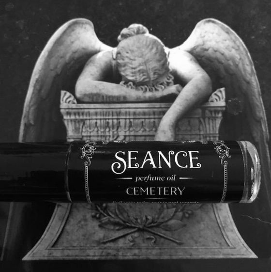 Image of Cemetery Perfume By Seance