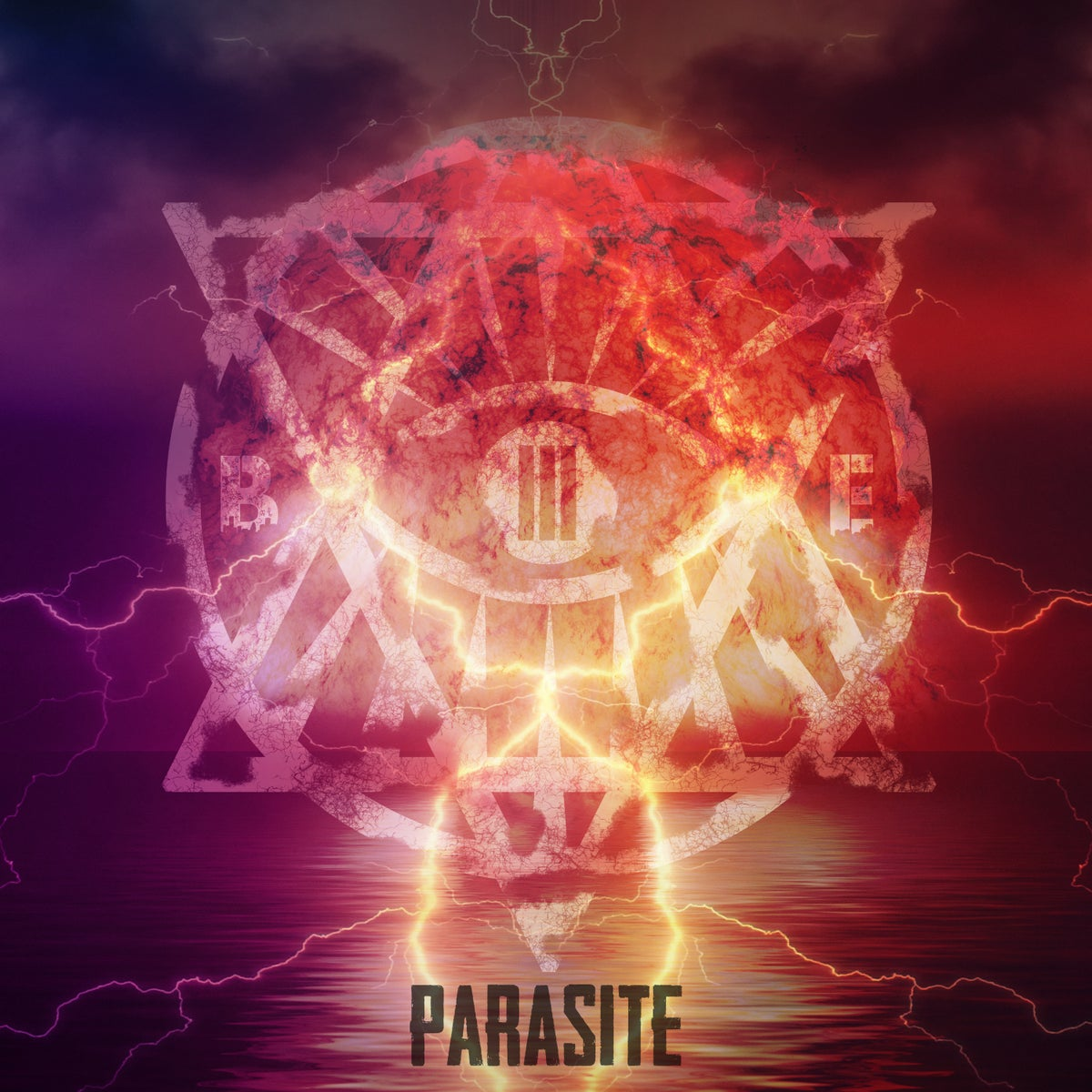 Image of Parasite EP (CD)