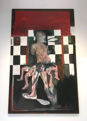 "Image of Julien Grenier ""BODY SHAPE"" 2019"