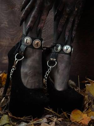 Image of Lady Evil Heelstraps