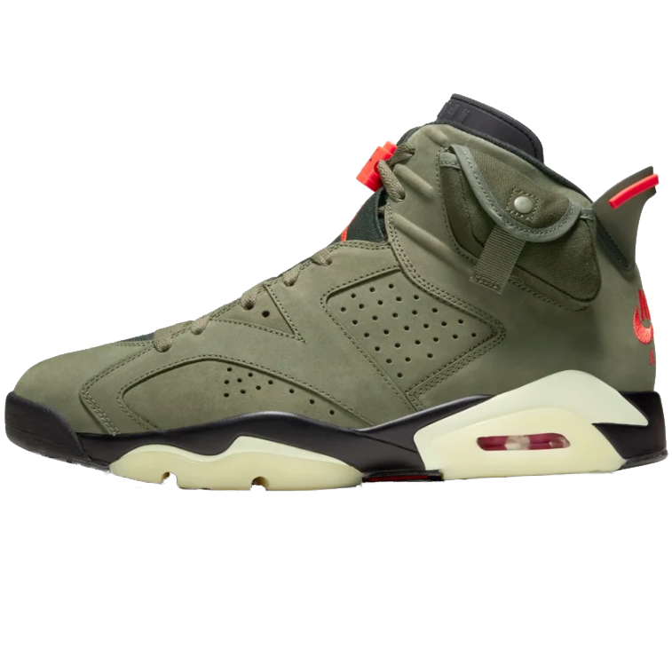 Image of AIR JORDAN VI TRAVIS SCOTT