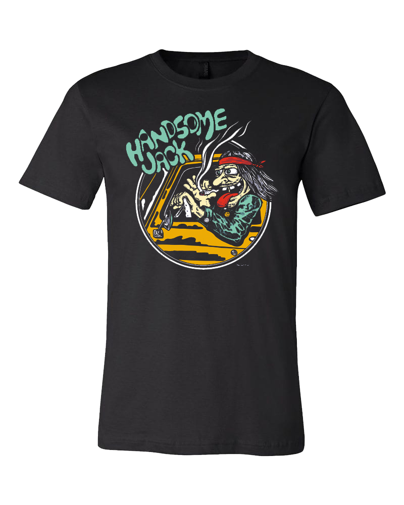 Image of Van Guy T Shirt (Jesse California)