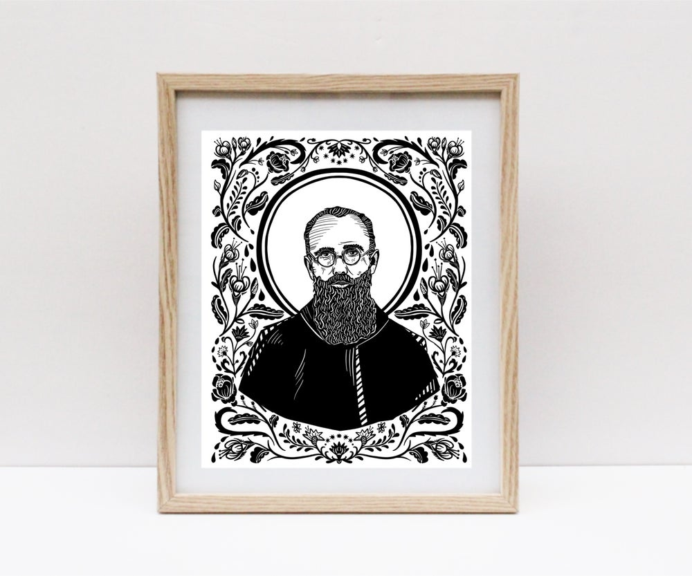 Image of St Maksymilian Kolbe