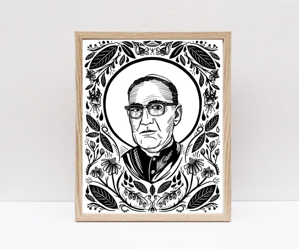 Image of St Oscar Romero