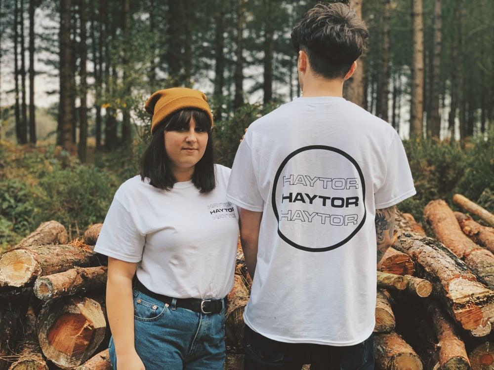 Image of Haytor Logo T-shirt