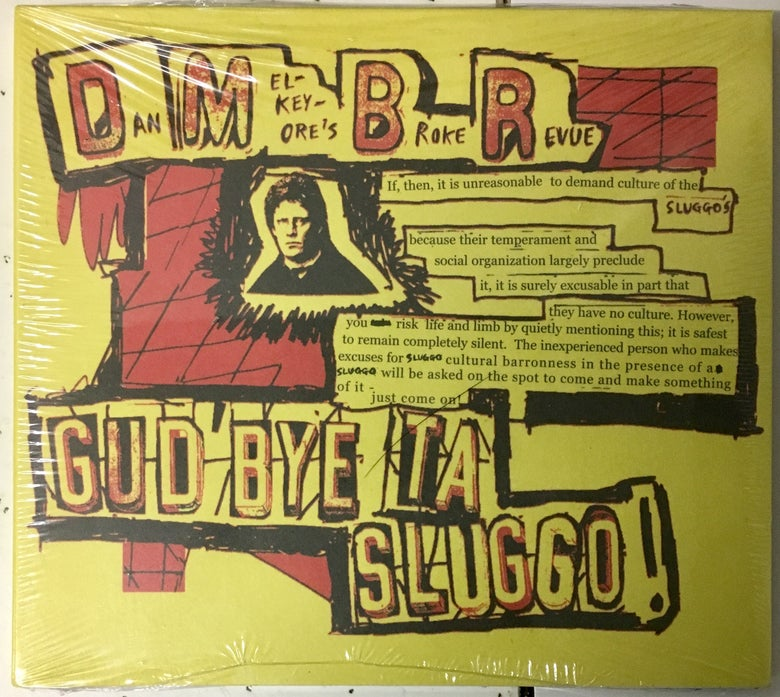 Image of Gudbye Ta Sluggo CD