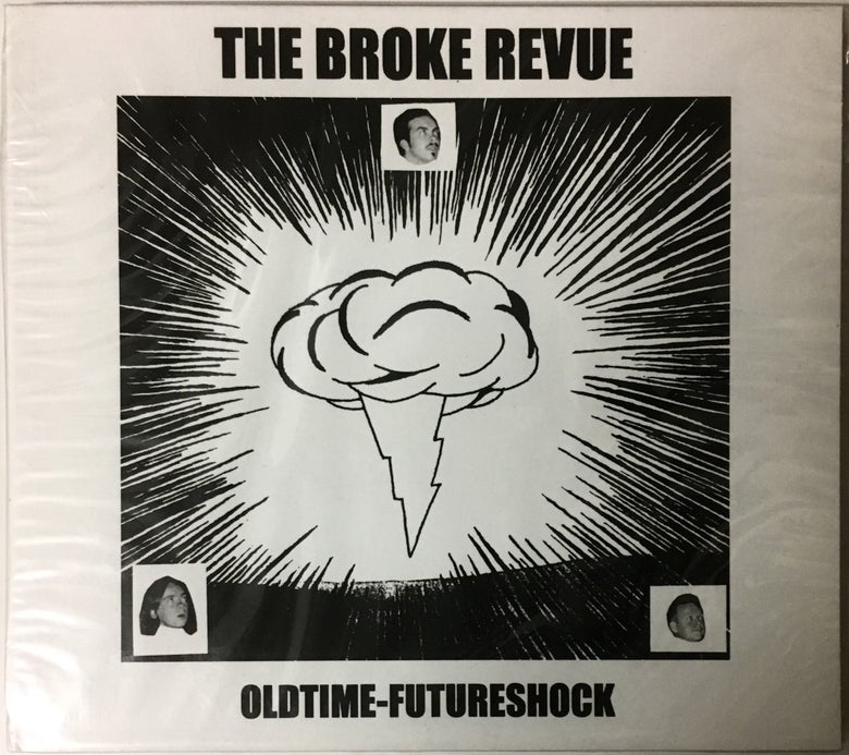 Image of Oldtime Futureshock CD